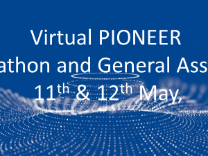 Upcoming Virtual PIONEER Hackathon & General Assembly